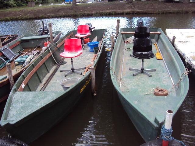 Süllő horgászathoz csónakbérlés